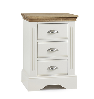 Kendal 3 Drawer Bedside - Our Price £229