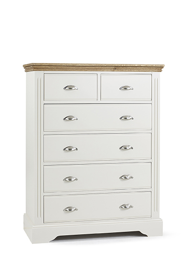 Kendal 4 Plus 2 Chest of Drawers - Our Price £699