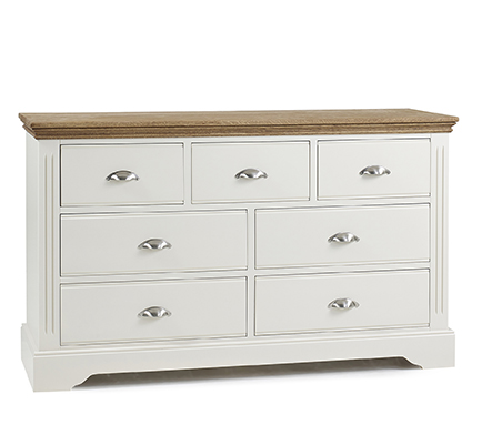 Kendal 7 Drawer Multi Chest - Our Price £879
