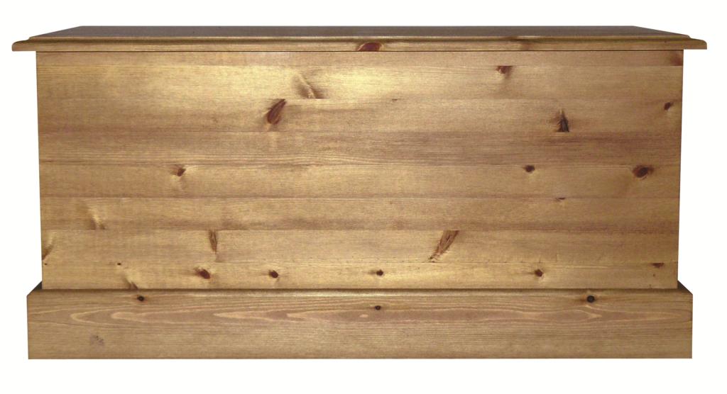 Premier Pine Blanket Box