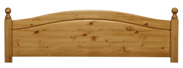 Duchess Solid Pine Headboard