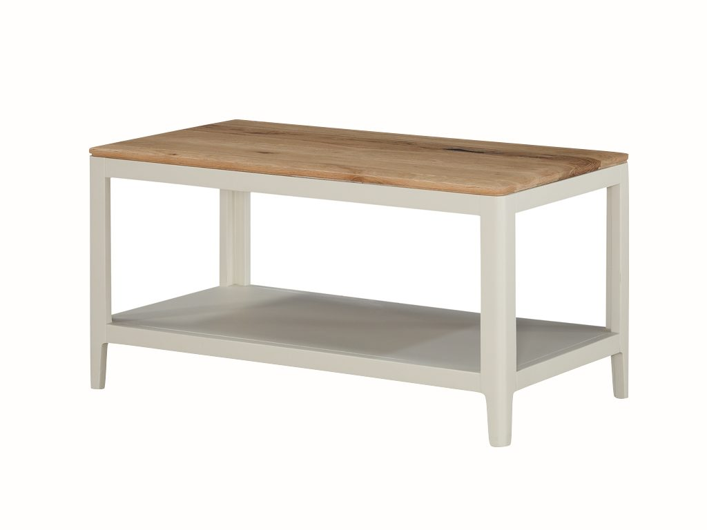 Dundee Painted Coffee Table - Our Price £179
