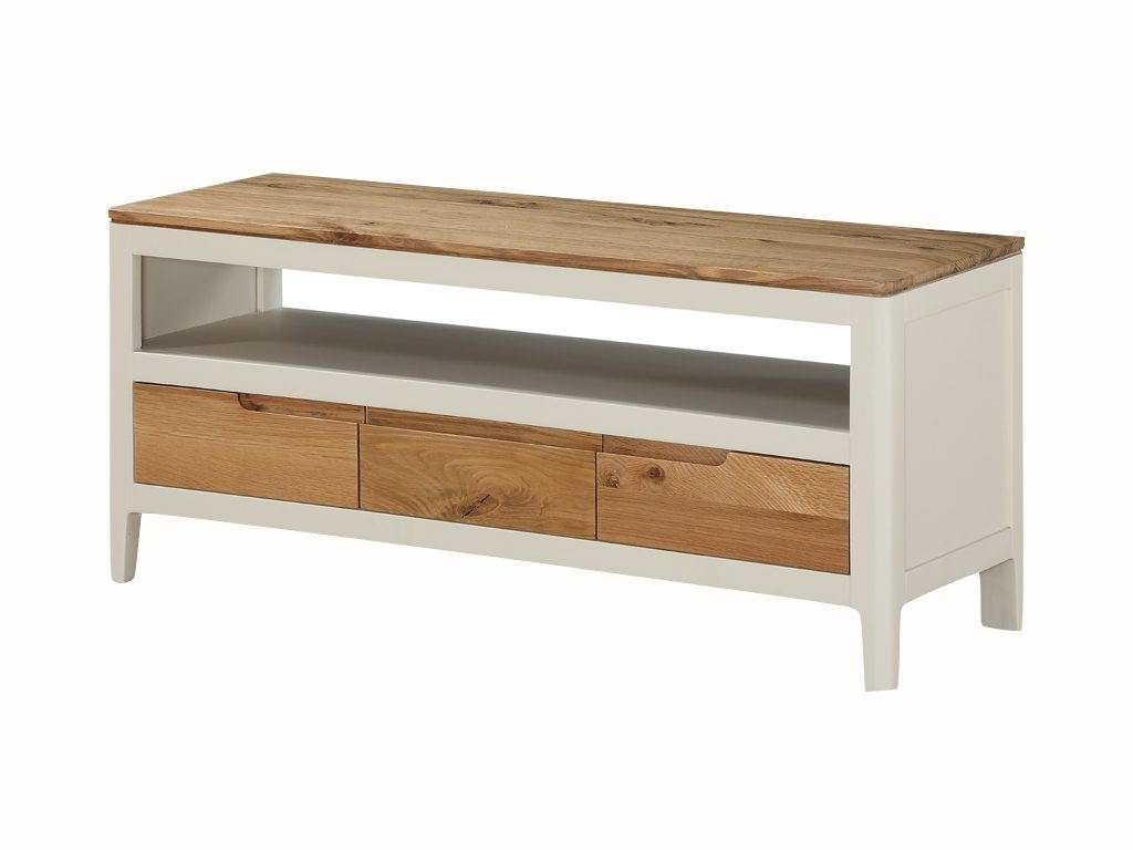 Dundee Painted Large TV Unit - Our Price £289