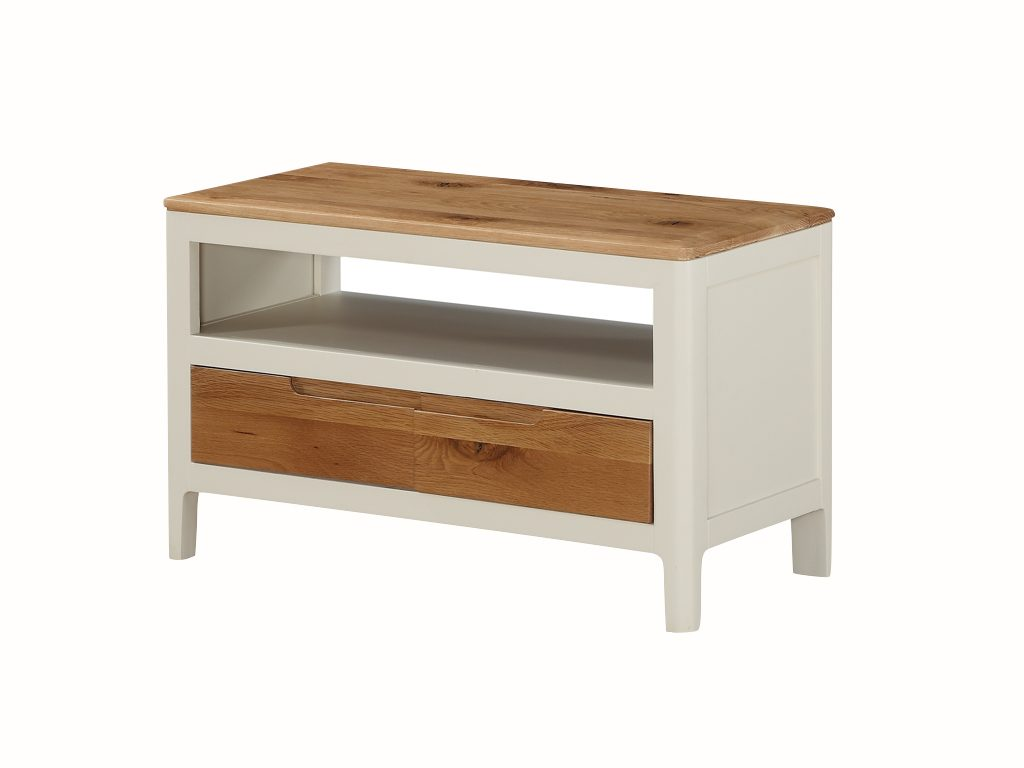 Dundee Painted Small TV Unit - Our Price £215