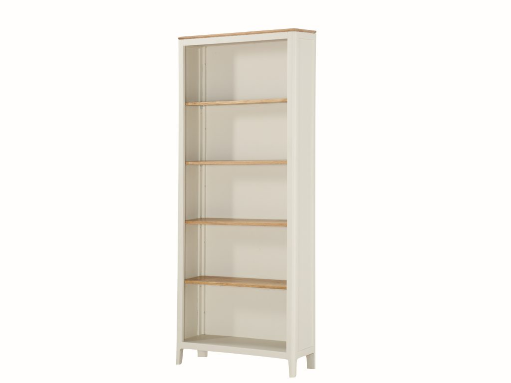 Dundee Painted Tall Bookcase - Our Price £369