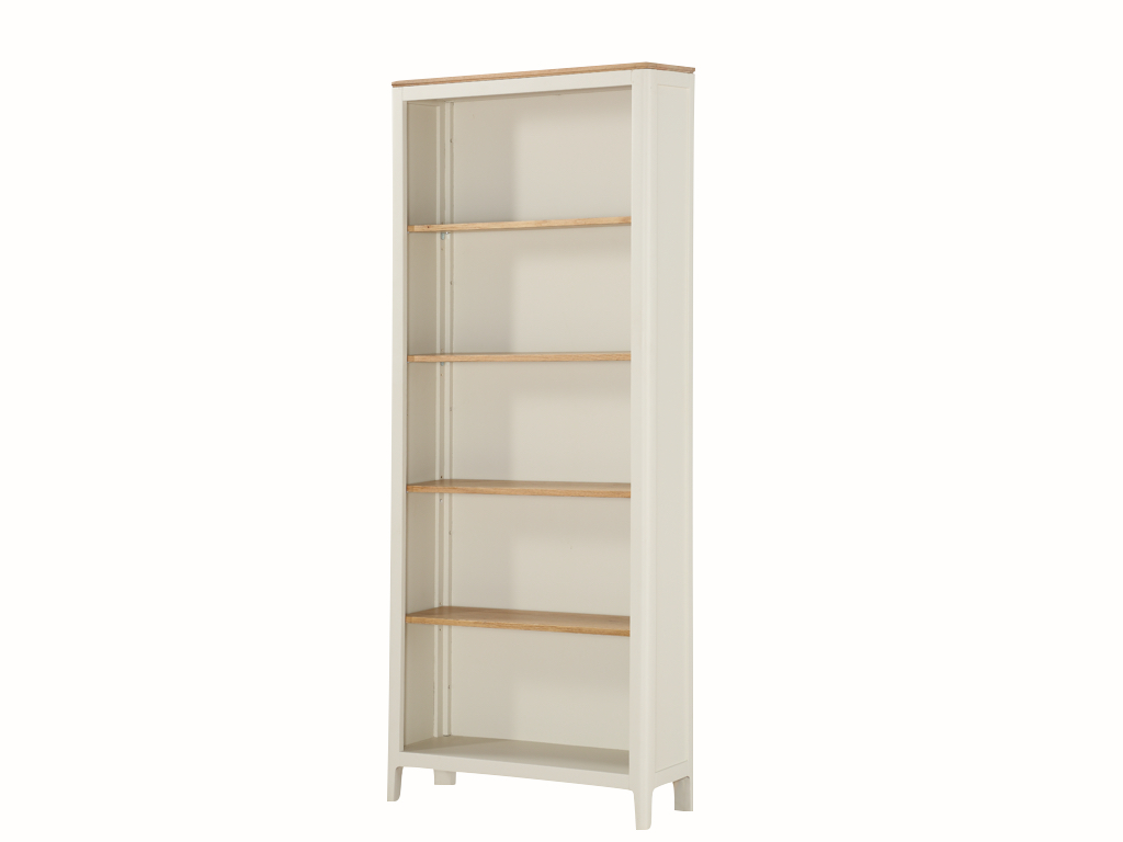 Dundee Painted Tall Bookcase