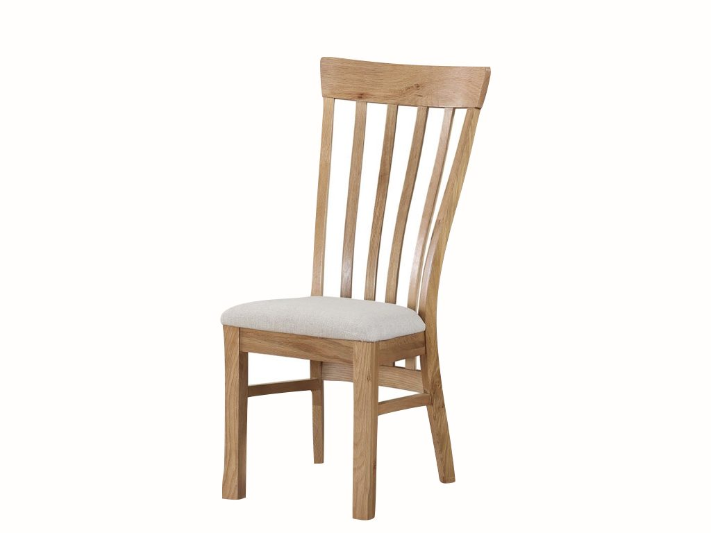 Kerry Oak Chair - Our Price £199