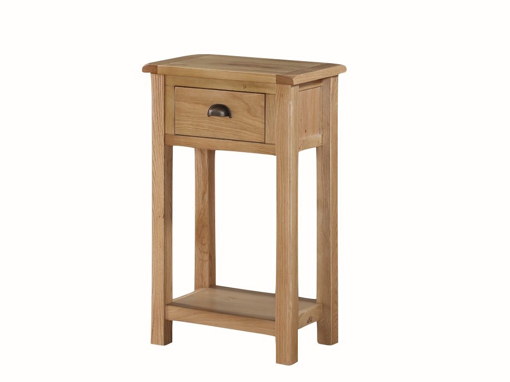 Kerry Medium Hall Table with Drawer - Our Price £199