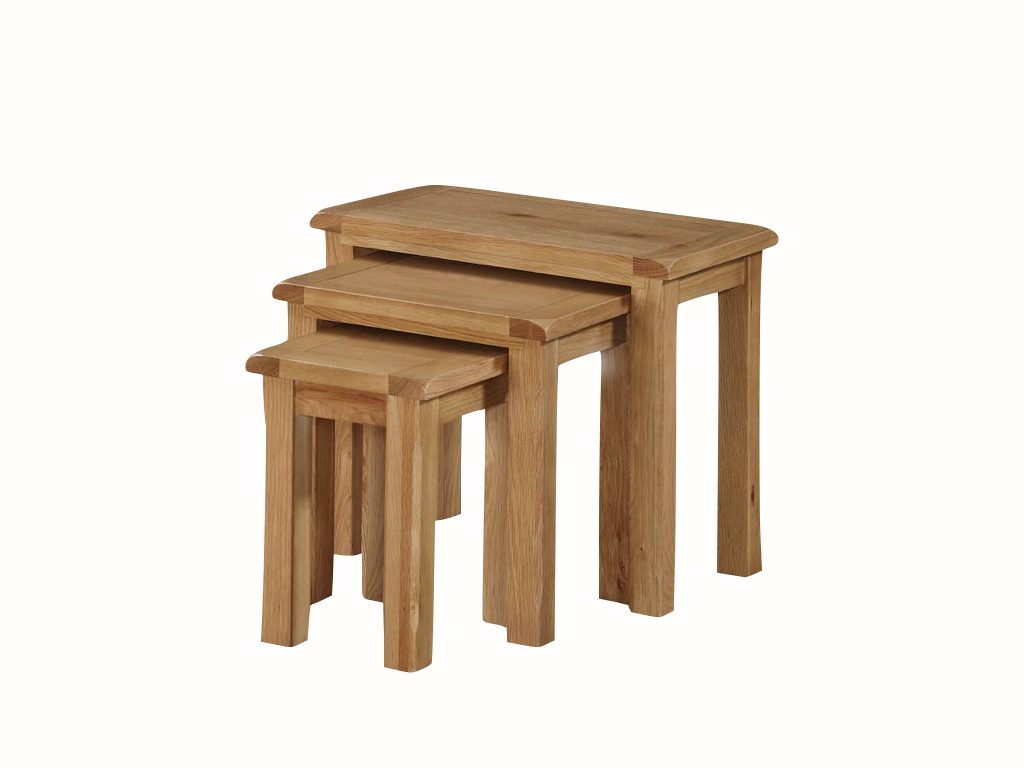 Kerry Nest of 3 Tables - Our Price £209