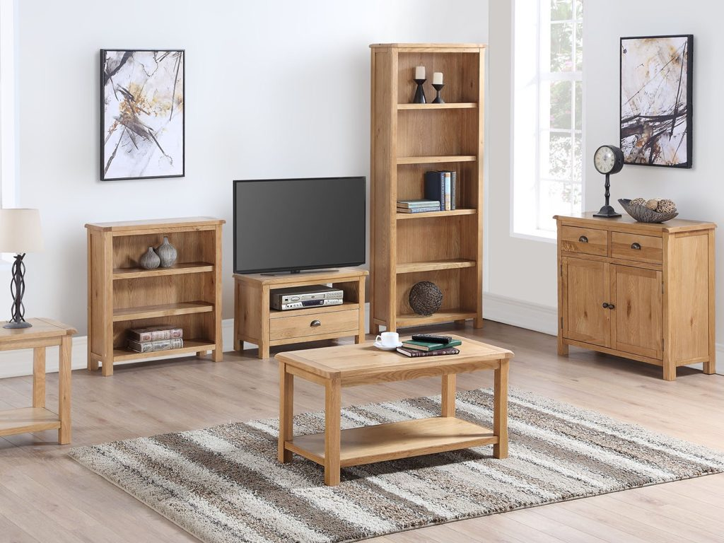 Our Kerry Natural Oak Range of Dining Furniture
