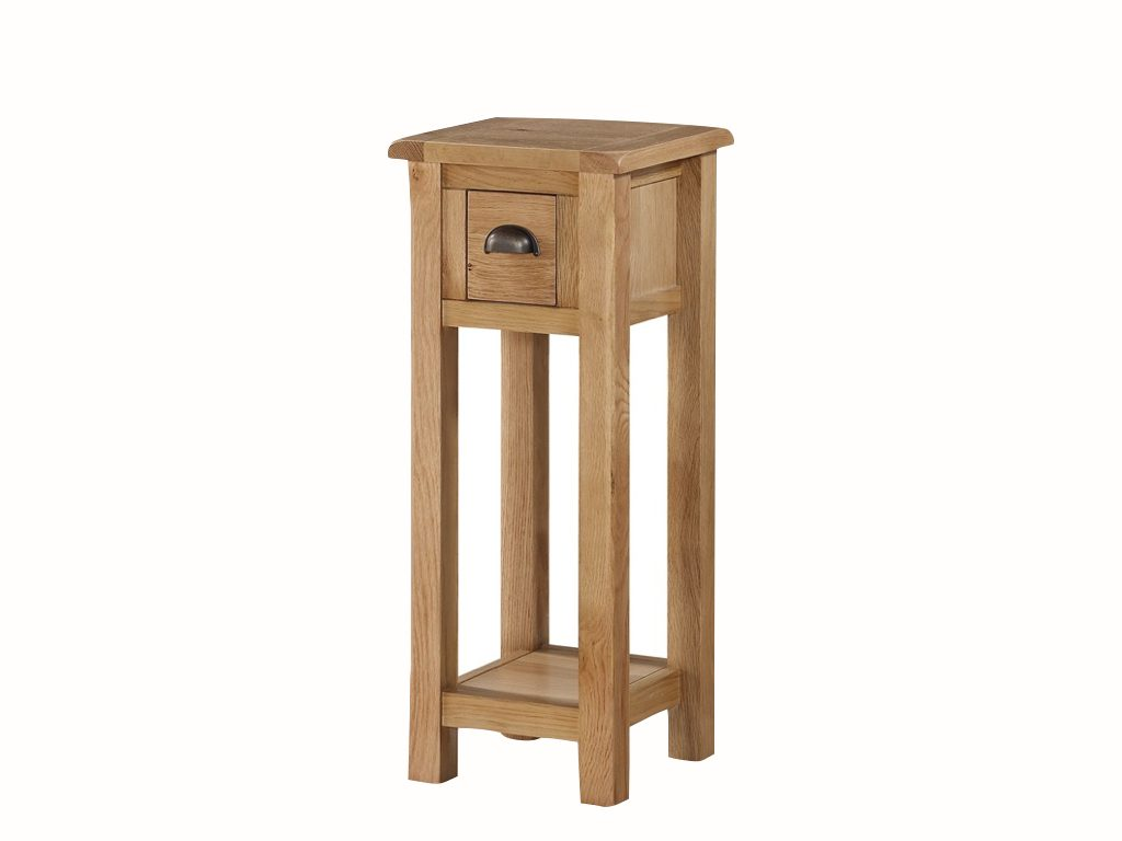 Kerry Telephone Table with Drawer - Our Price £159