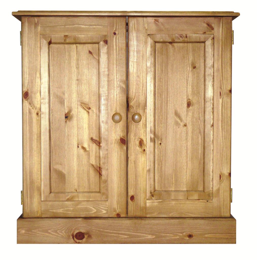 Premier Pine Small Vanity Unit