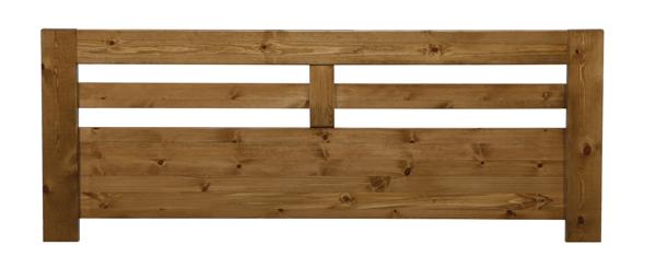 Torrin Solid Pine Headboard
