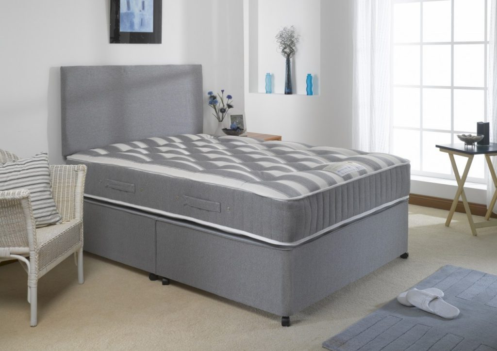Wiltshire 1000 - Pocket Sprung Orthopaedic Divan Set