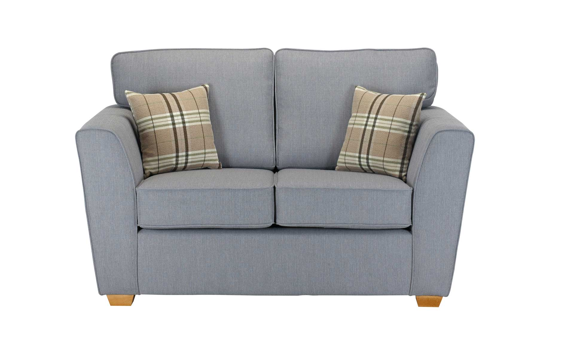 Bluebell 2 Seater Sofa - available as a chaise, 3 seater, 2 seater and chair.