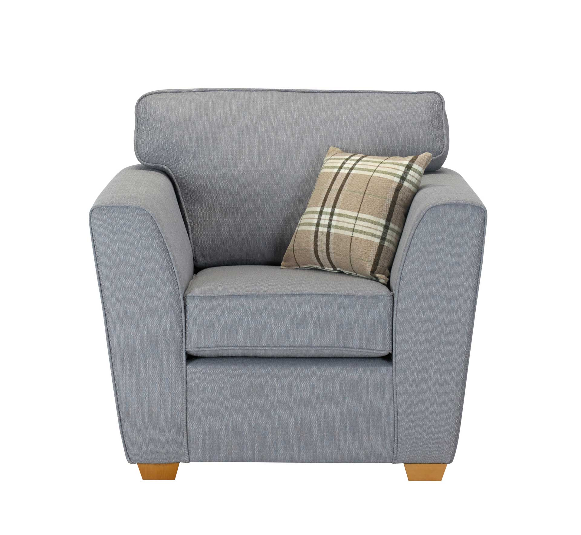 Bluebell Chair - available as a chaise, 3 seater, 2 seater and chair.