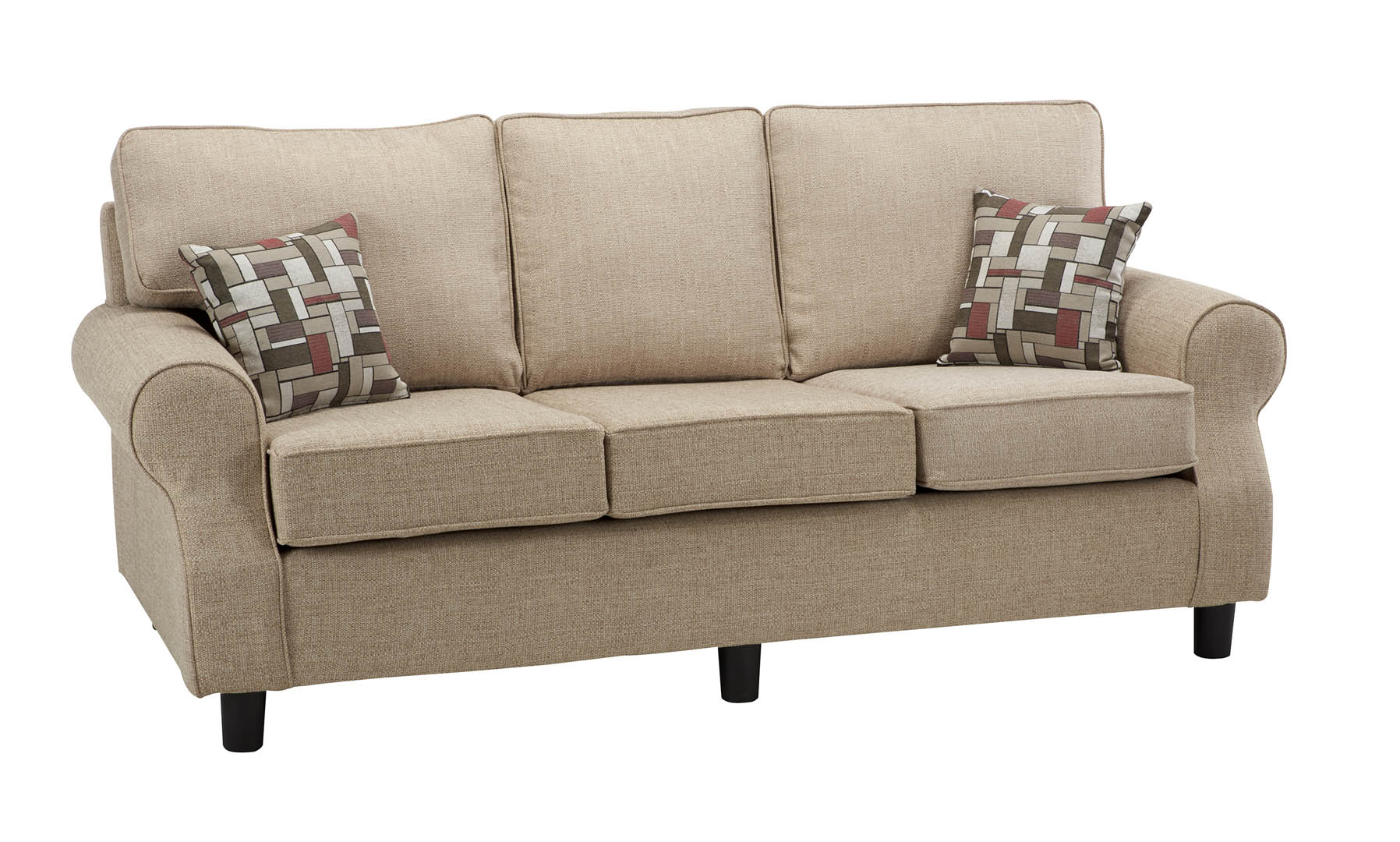 Karina 3 Seater Sofa - available as a 3 seater, 2 seater, chair and chaise.