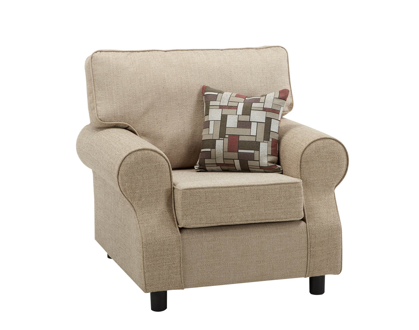 Karina Chair - available as a 3 seater, 2 seater, chair and chaise.