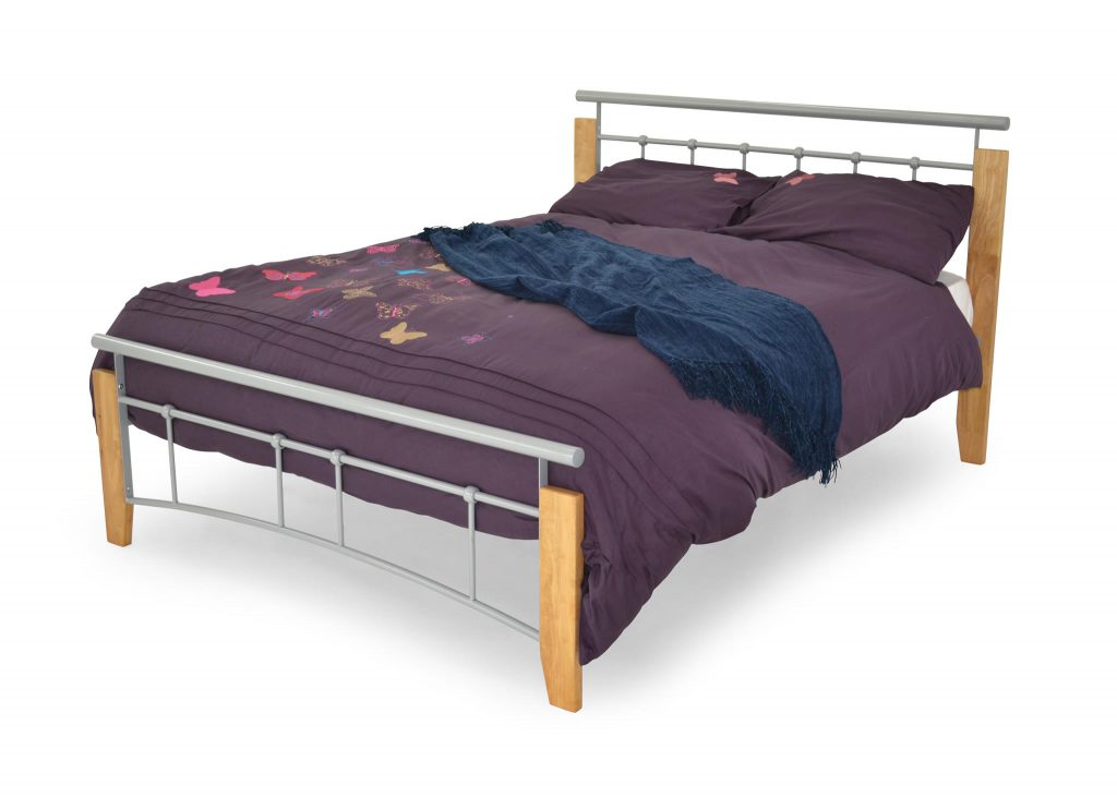 Kent Metal Bedframe - Available Various Sizes