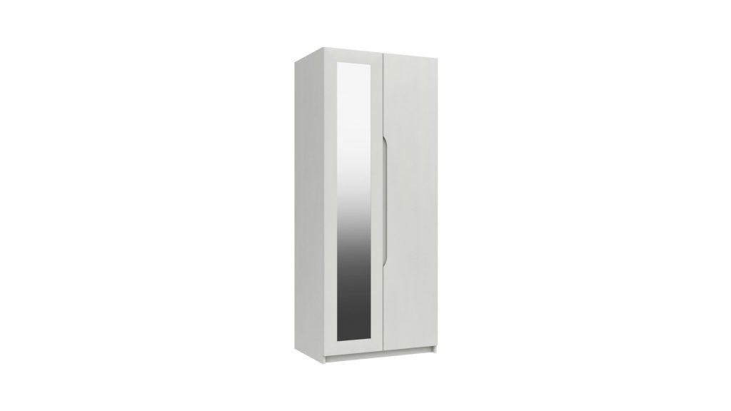 Rene 2 Door Mirrored Robe - Our Price £525