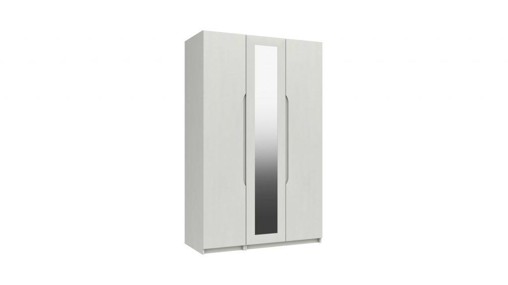 Rene 3 Door Mirrored Robe - Our Price £799