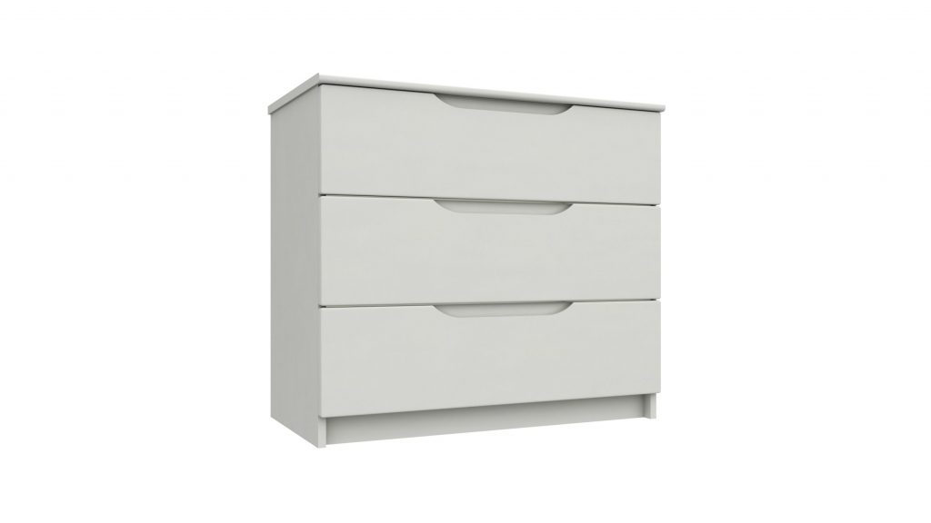 Rene 3 Drawer Chest - Our Price £359