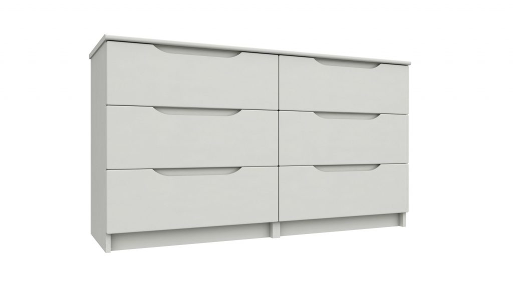 Rene 3 Drawer Double Chest - Our Price £499