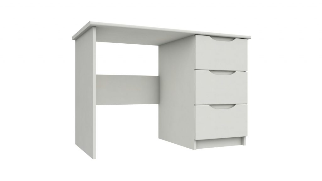 Rene 3 Drawer Dressing Table - Our Price £329
