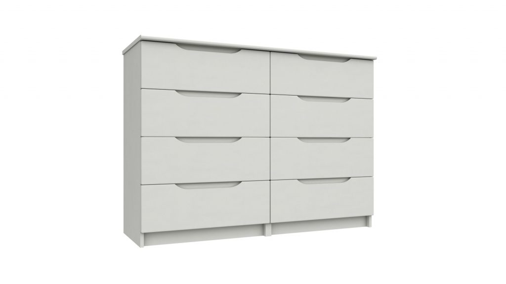 Rene 4 Drawer Double Chest - Our Price £549