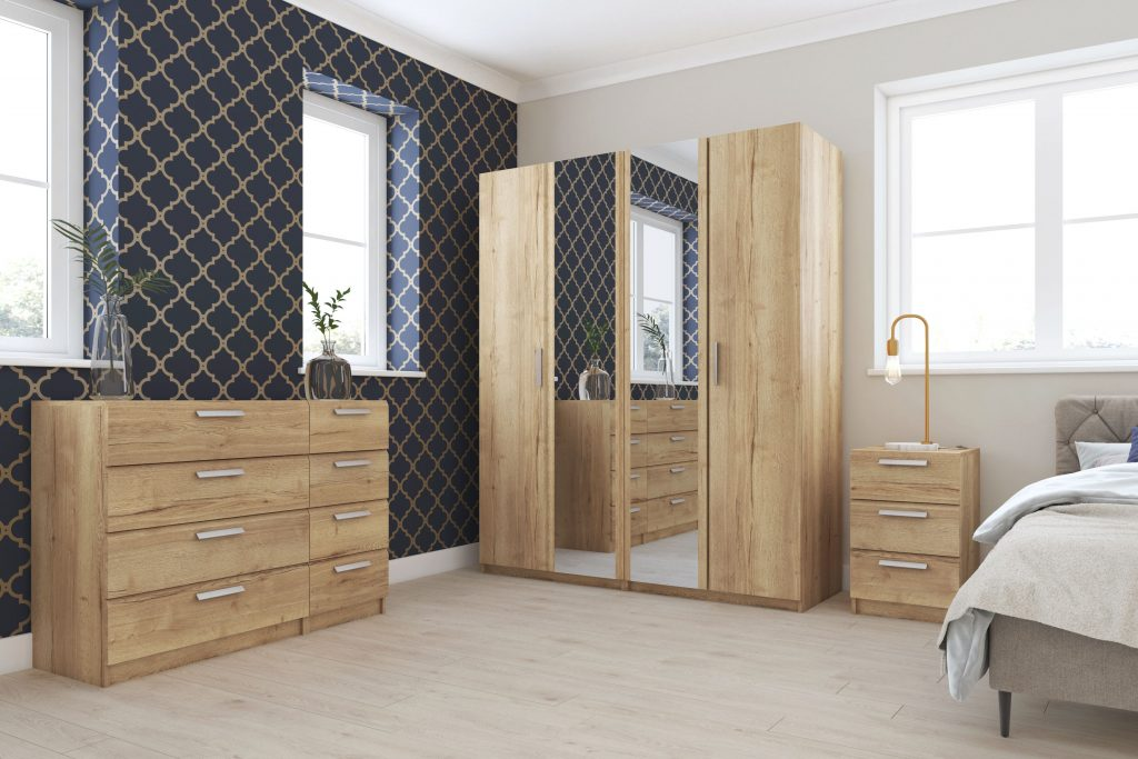 The Cascada Bedroom Range
