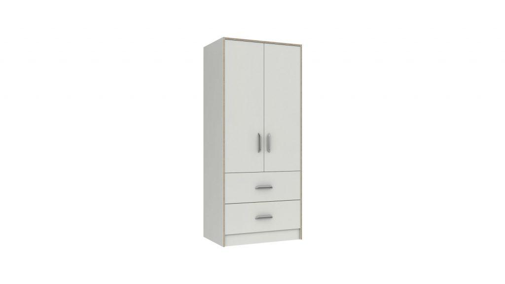 Martock 2 Door 2 Drawer Combi Wardrobe - Our Price £329
