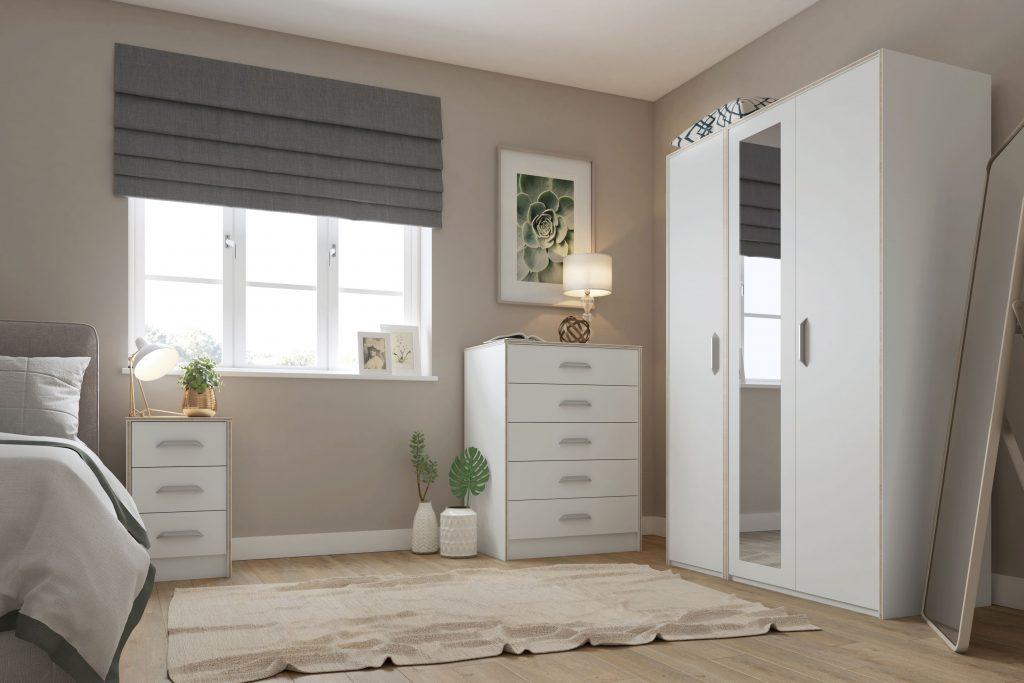The Martock Bedroom Range
