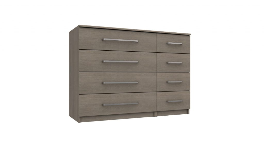 4 Drawer Double Chest - Our Price £399