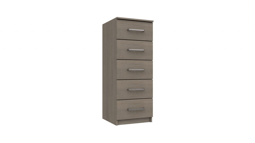 5 Drawer Tall Boy - Our Price £209