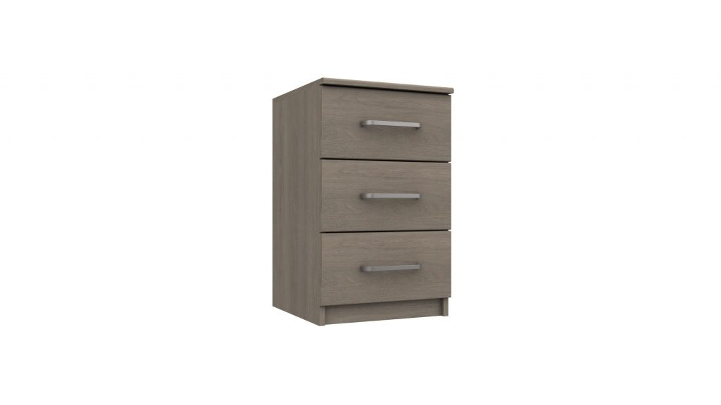 3 Drawer Bedside - Our Price £159