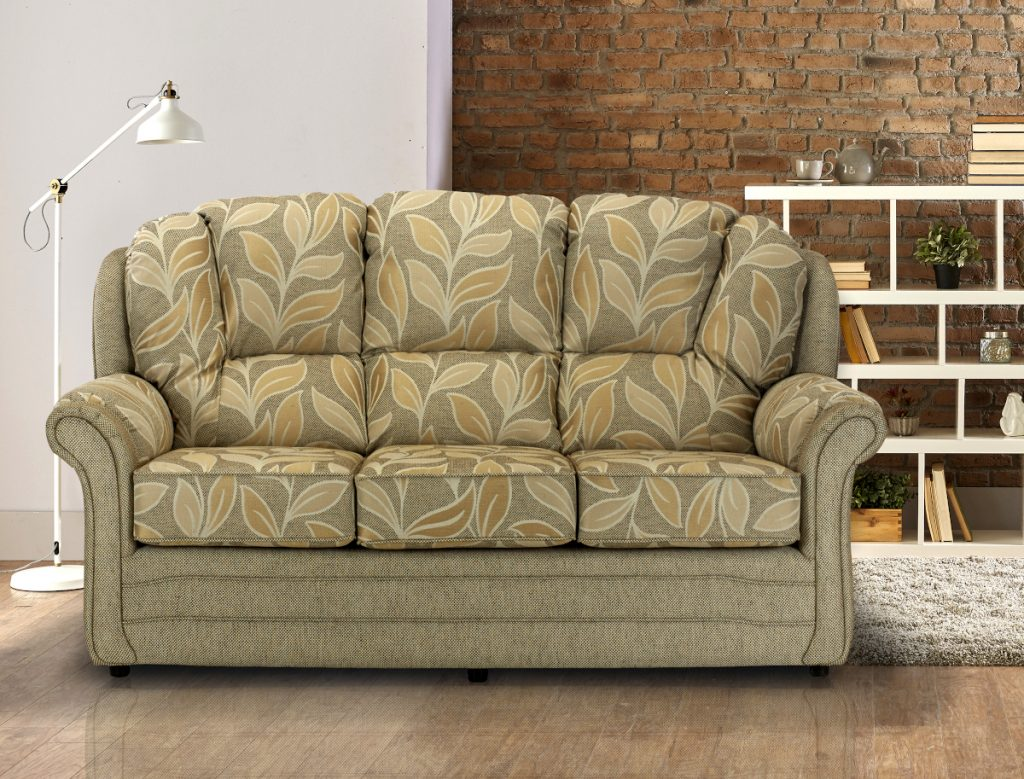 Lottie 3 Seater Sofa - Our Price £629
