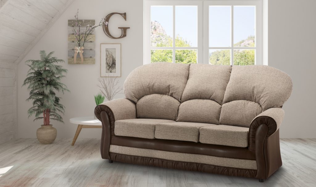 Resita 3 Seater Sofa - Our Price £579