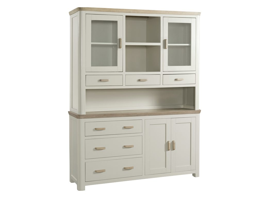Milano Large Buffet Hutch - Our Price £1579