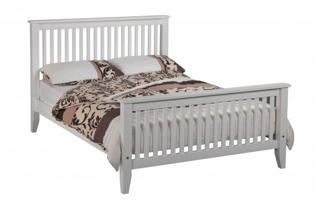 Chelsea Solid Pine Bed Frame