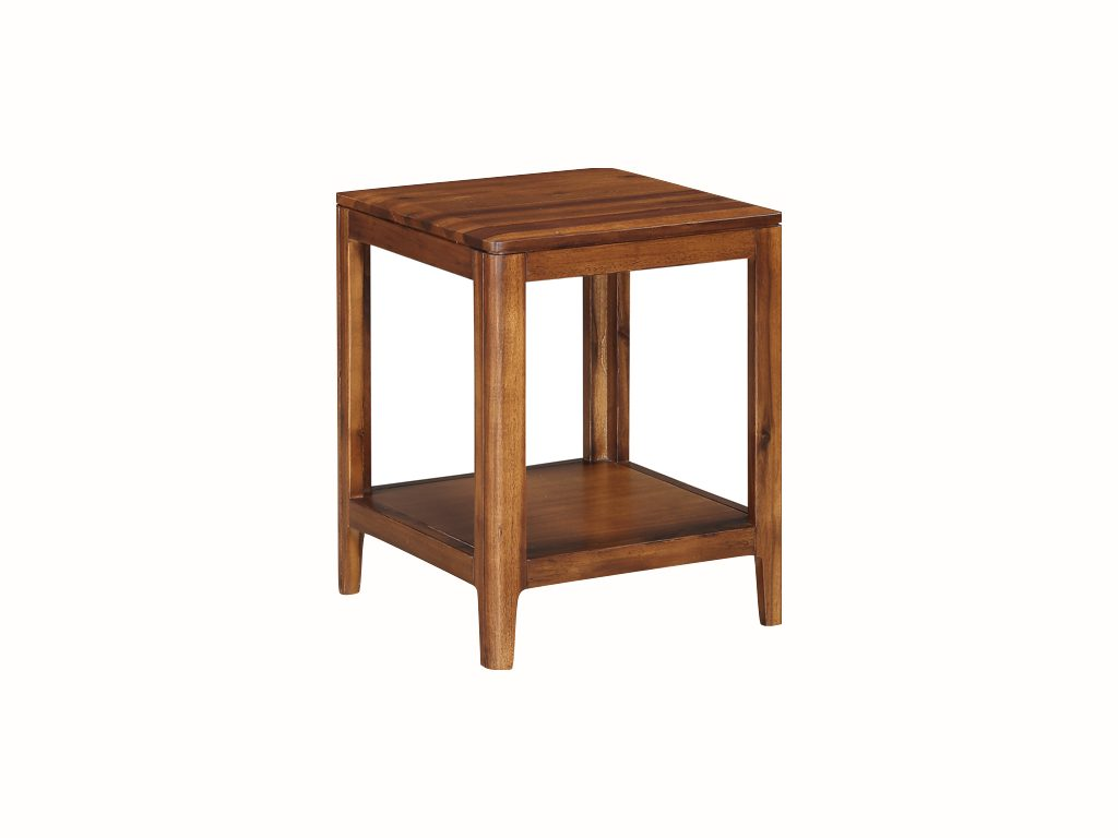 Dundee Acacia End Table - Our Price £115