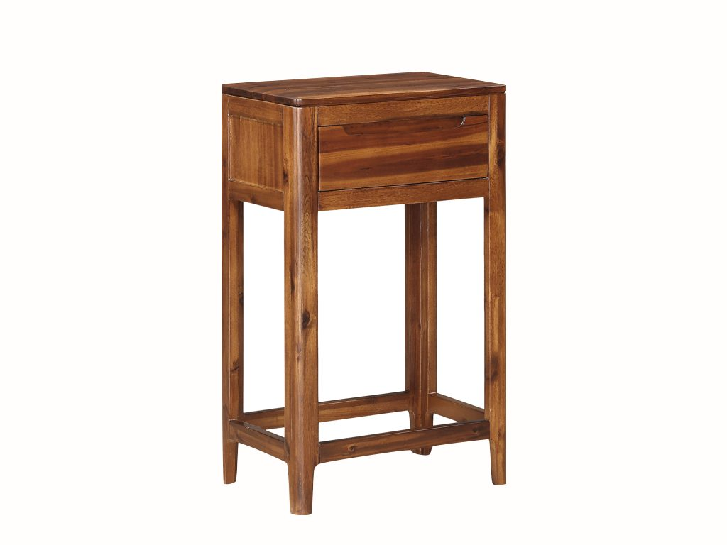 Dundee Acacia Medium Hall Table - Our Price £159