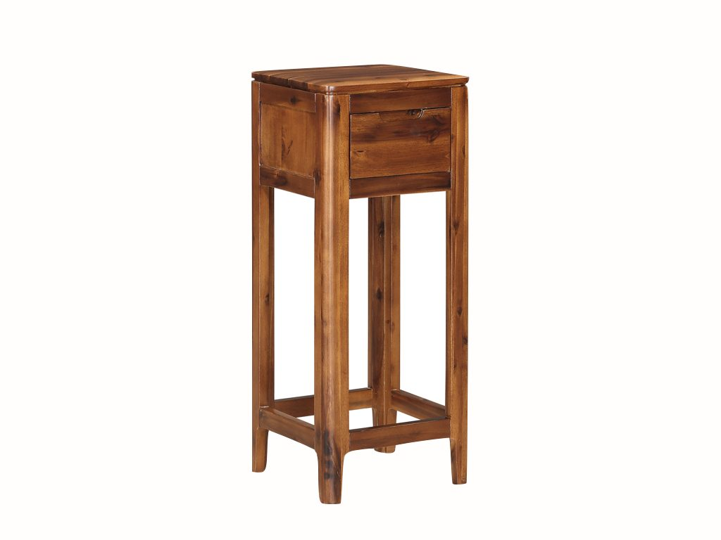 Dundee Acacia Telephone Table - Our Price £129