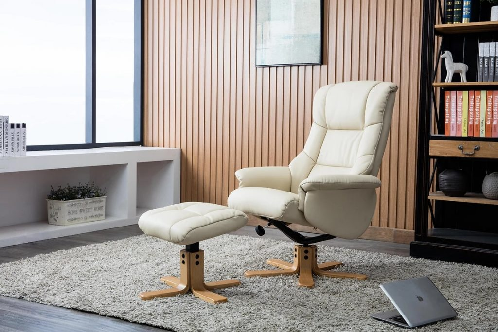 Nightingale Swivel Recliner - Our Price £319