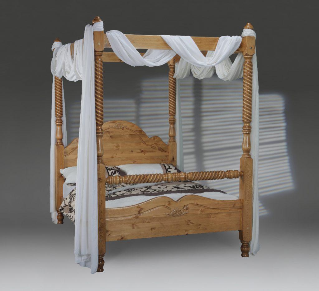Solid Wooden Bed Frames