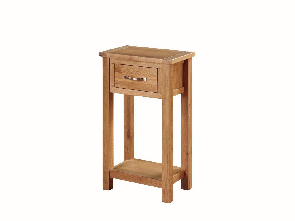 Richmond Light Oak Medium Hall Table