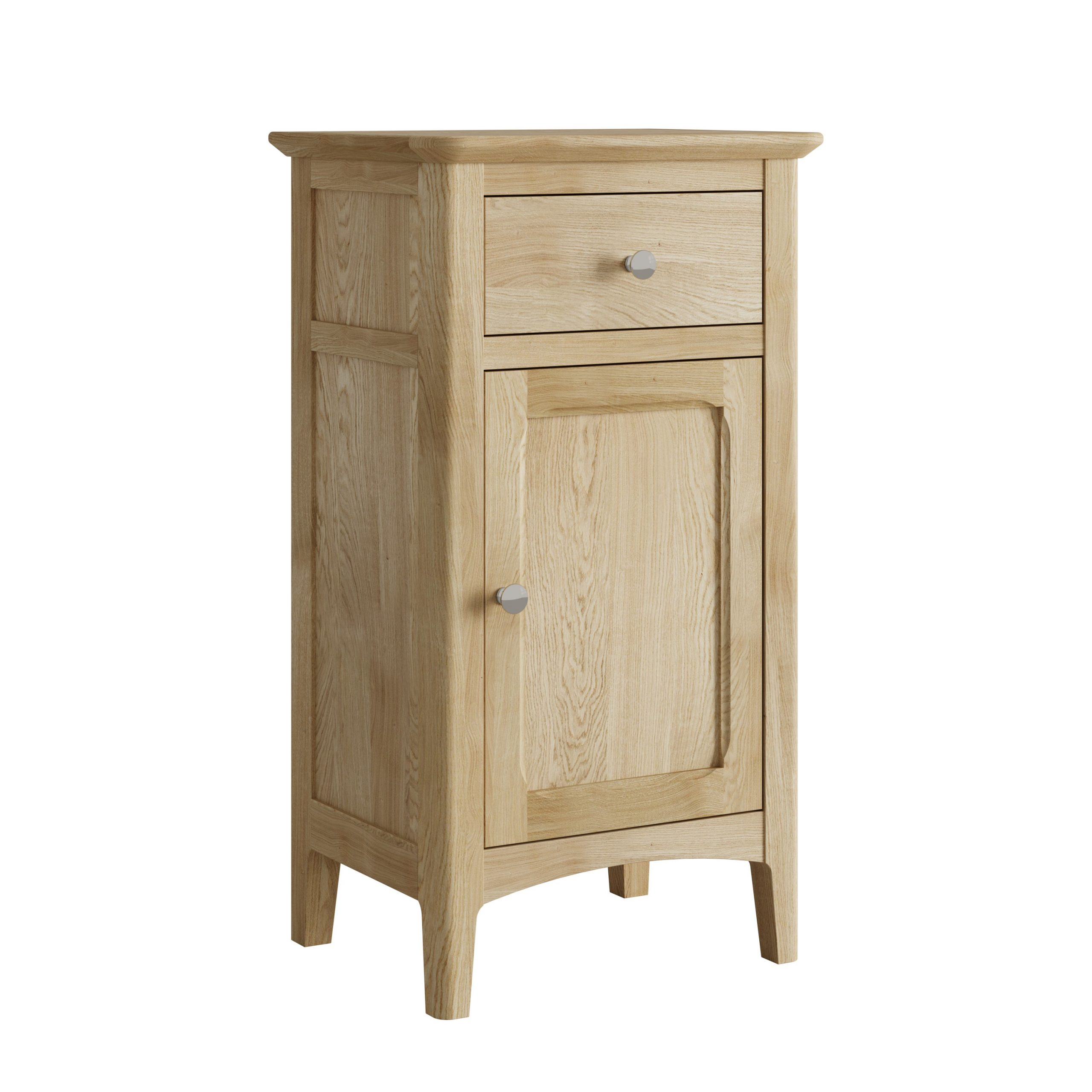 Oak Single Door Sideboard - Our Price - Only £229