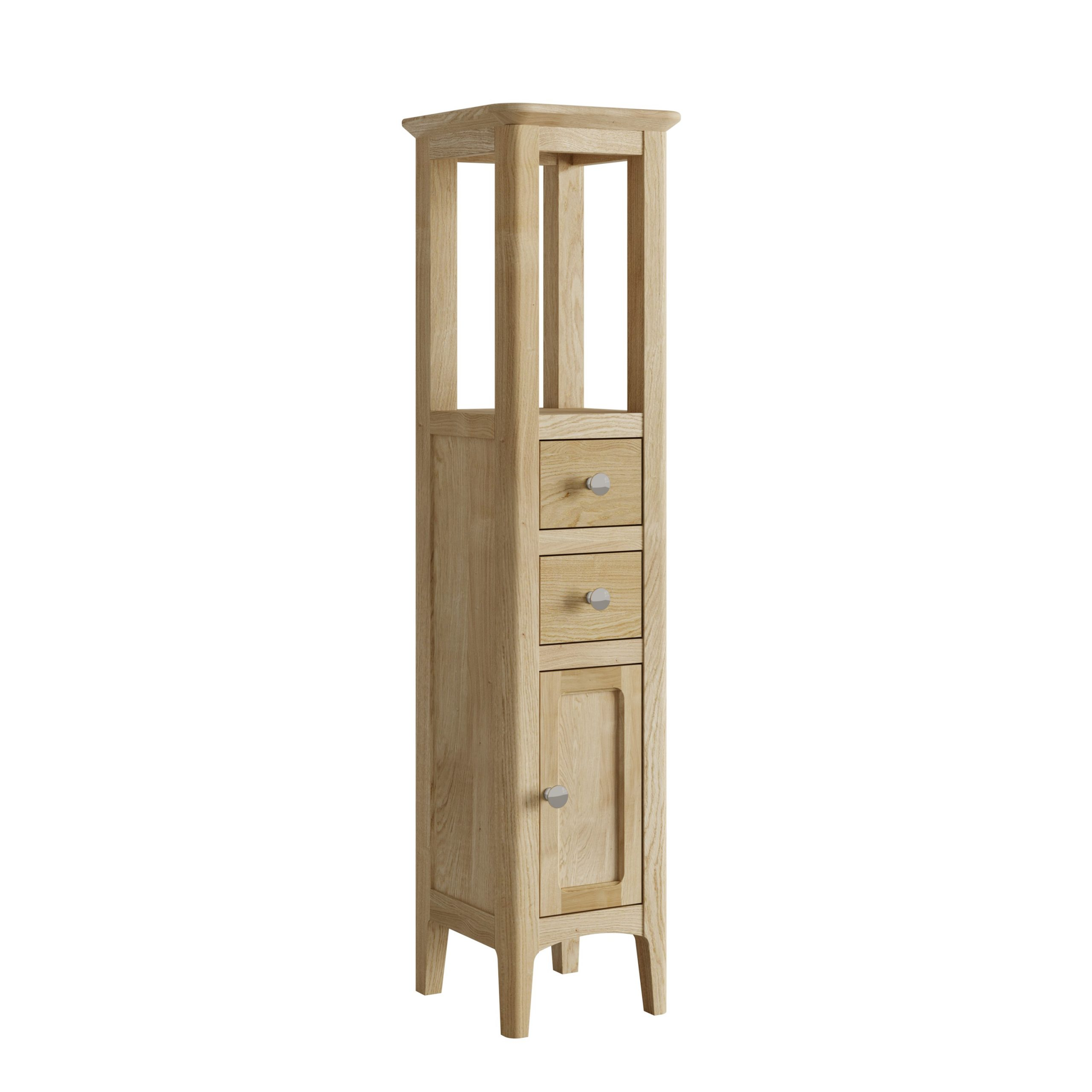 Oak Tower Cabinet - Our Price - Only £179