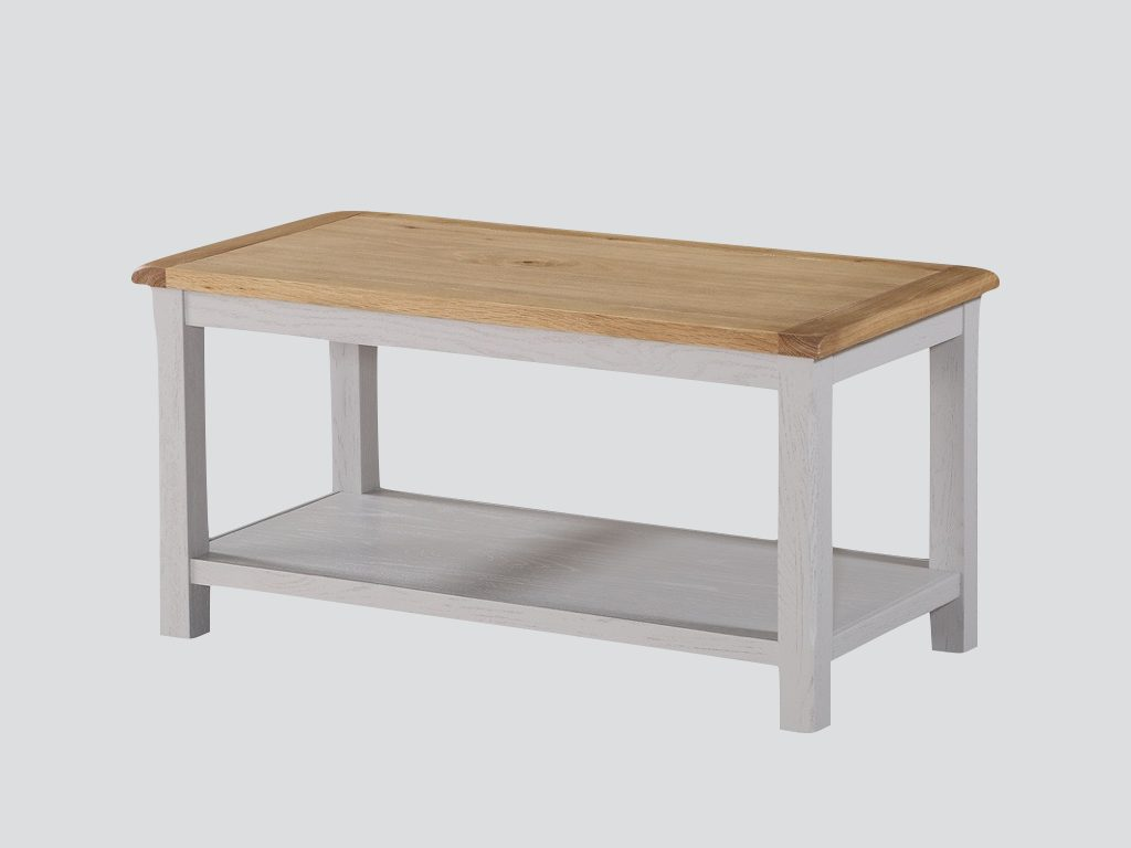 Kerry Painted Coffee Table - Our £189