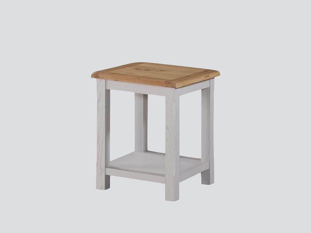 Kerry Painted End Table - Our Price £109