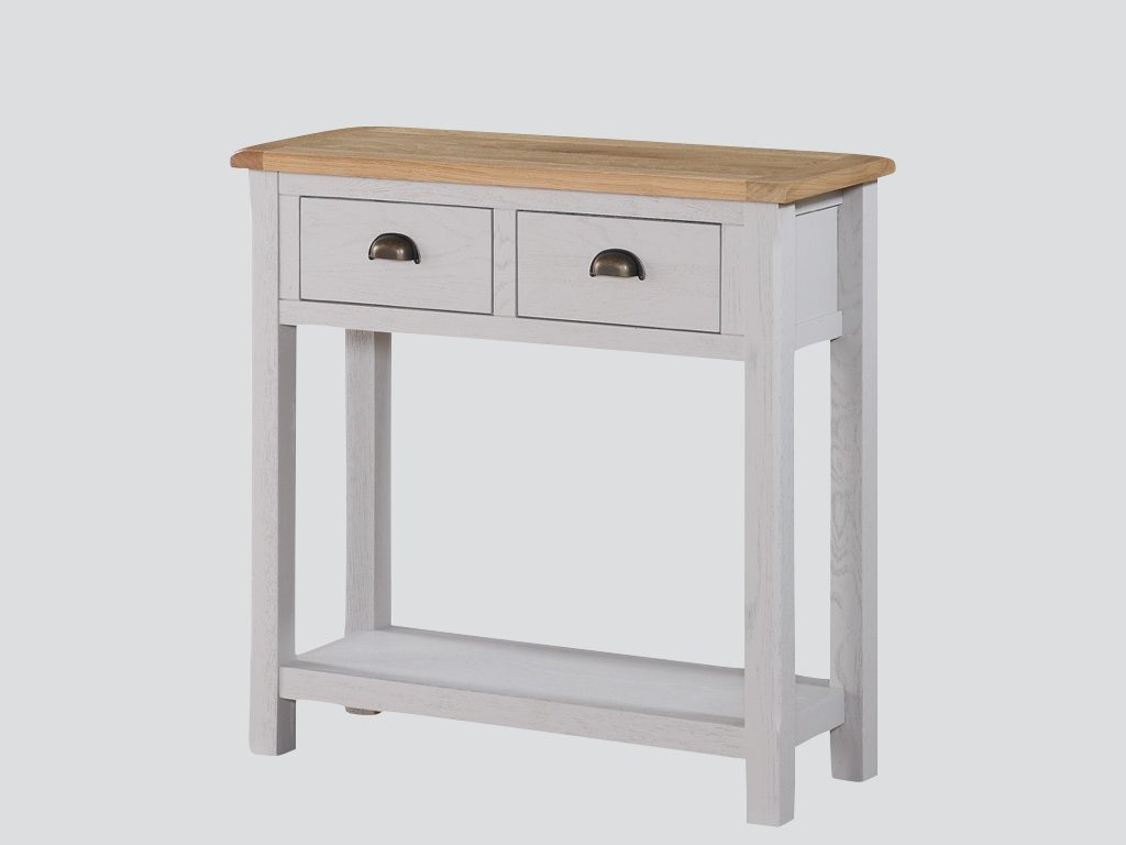 Kerry Painted Large Hall Table - Our Price £239